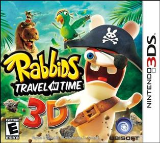Portada-Descargar-Roms-3ds-Mega-CIA-rabbids-travel-in-time-3d-usa-3ds-multi3-espanol-cia-Gateway3ds-Sky3ds-Emunad-Roms-3DS-xgamersx.com