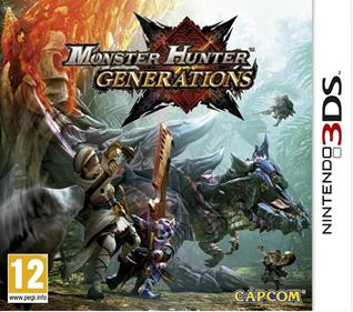 Portada-Descargar-Roms-3DS-Mega-CIA-Monster-Hunter-Generations-USA-3DS-Multi5-EspañNol-Gateway3ds-Sky3ds-CIA-Emunad-xgamersx.com