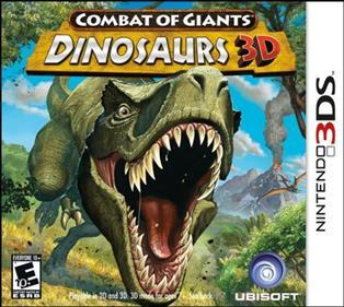 Portada-Descargar-Roms-3ds-Mega-CIA-Combat-of-Giants-Dinosaurs-3D-EUR-3DS-Multi9-Espanol-Gateway3ds-Sky3ds-CIA-Emunad-Mega-xgamersx.com