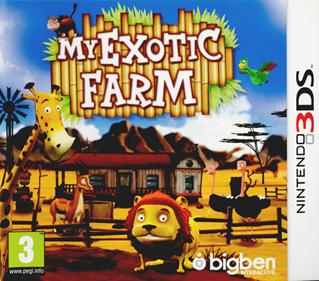 Portada-Descargar-Rom-My-Exotic-Farm-EUR-3DS-Español-Ingles-Gateway3ds-Roms-Emunad-Gateway-Ultra-Mega-xgamersx.com