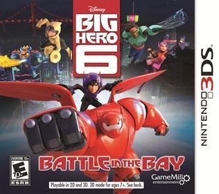 Portada-Descargar-Rom-Big-Hero-6-Battle-in-the-Bay-usa-3DS-MULTI-Gateway3ds-Emunad-XGAMERSX.COM