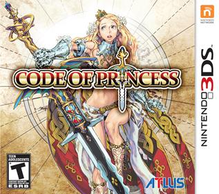portada-descargar-rom-3ds-mega-cia-Code-Of-Princess-USA-3DS-Region-Free-cia-Gateway3ds-Sky3ds-Emunad-xgamersx.com-Mega-CIA