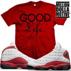 jordan-13-chicago-cherry-match-t-shirts-sneaker-tees