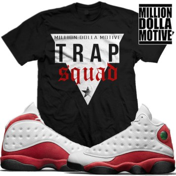 jordan-13-chicago-cherry-t-shirts-sneaker-tees-match