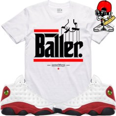 sneaker-match-shirts-jordan-retro-13-cherry-chicago