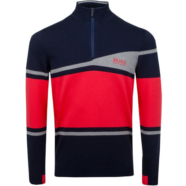 Hugo Boss - Zinger MK in Navy and Red