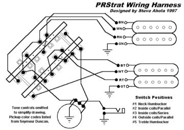 7 Sound Strat Wiring Diagram Strat Body Wiring Diagram