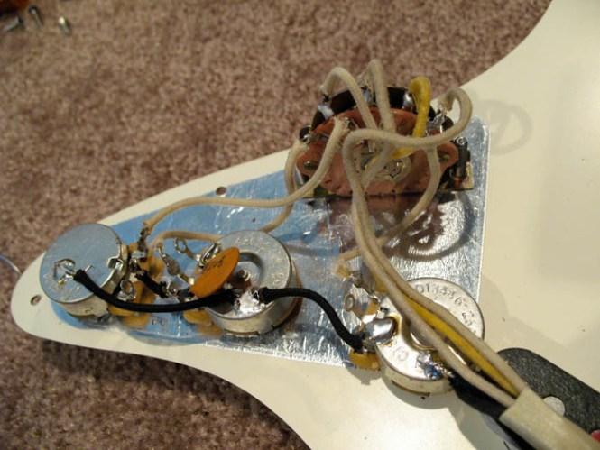 fender american standard stratocaster wiring diagram - Wiring Diagram