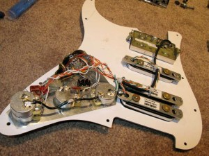 Fender® Forums • View topic  The Building of a Custom