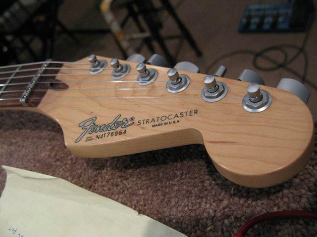 Custom Guitar Wiring