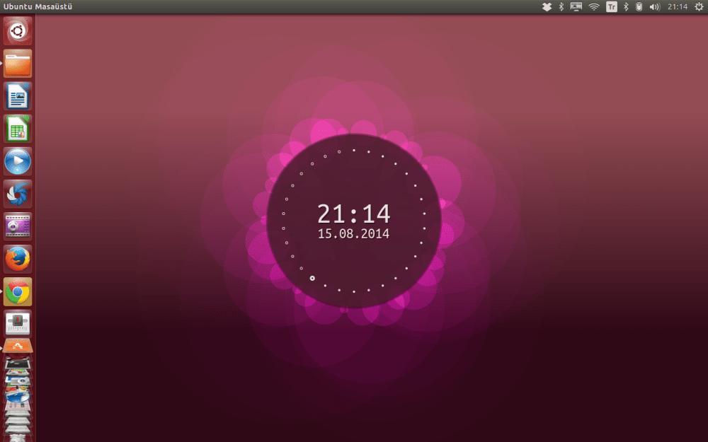 Linux Masaüstü (1/6)