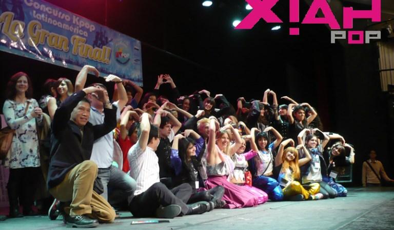 [Cobertura de Xiahpop] Final del concurso de KPOP Latinoamérica 2011