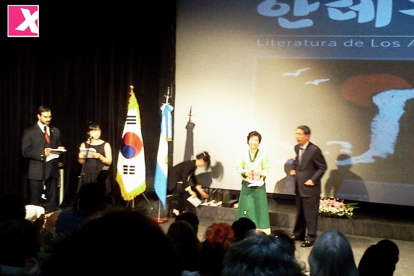 presentacion libro Literatura de los Andes 2013 xiahpop