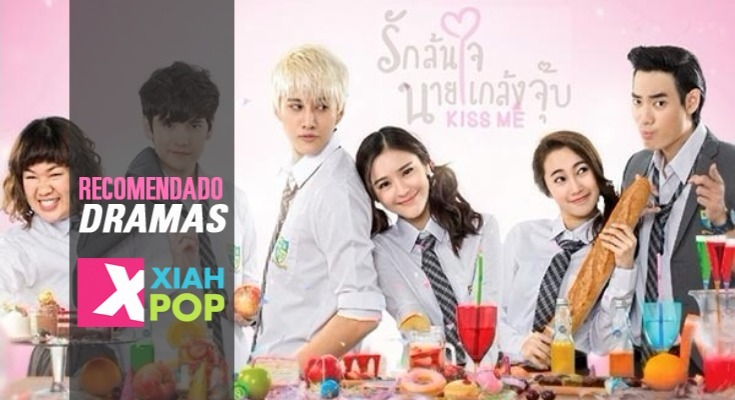 [Lakorn] «Kiss Me» con Mike D.Angelo