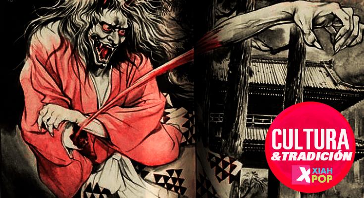 Miedos japoneses. Las leyendas se convierten en pesadillas.