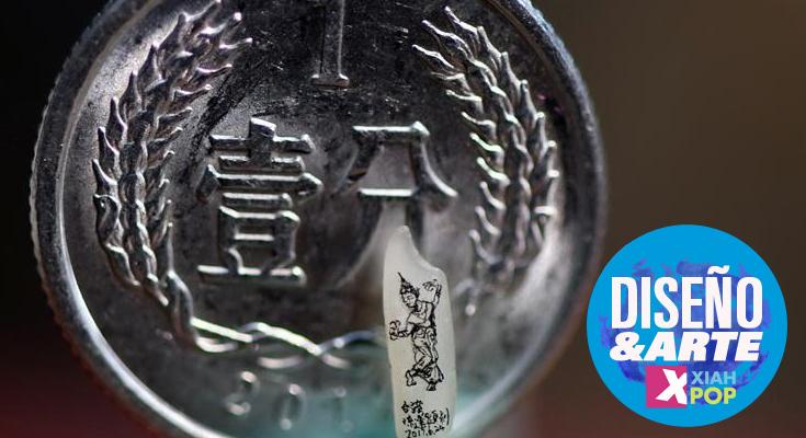 Chen Fengxian: creador de micro mundos