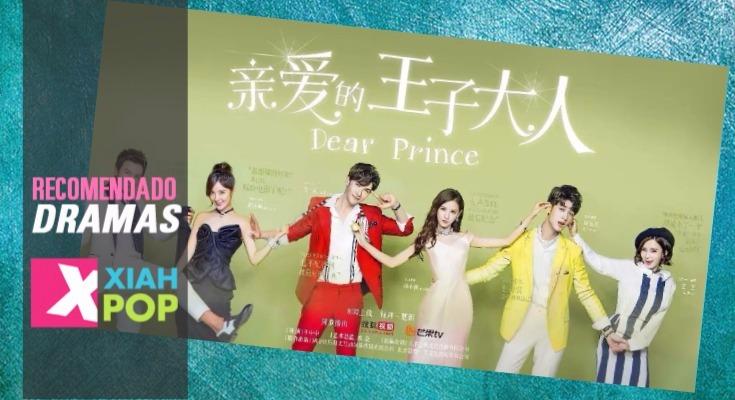 "[C-Dramas] Romance de Fantasía: ""Dear Prince»"