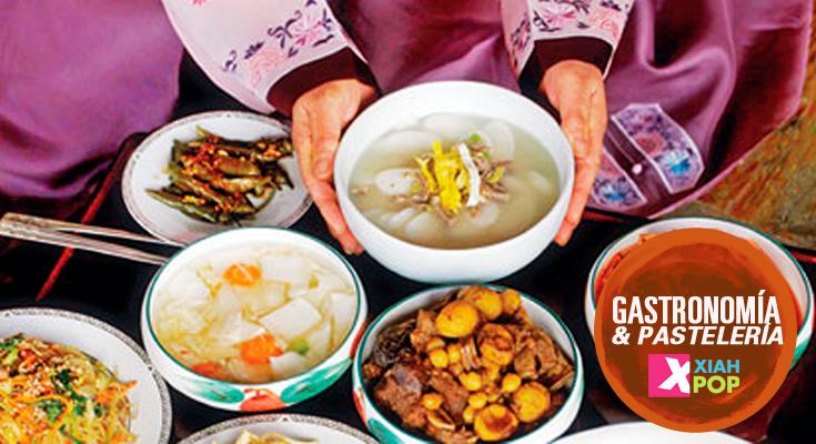 Feliz año nuevo lunar ¿Que se come en Seollal?