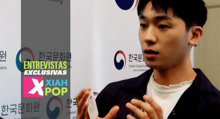 EXCLUSIVO XIAHPOP: entrevista a Changjo de Teen Top en Argentina