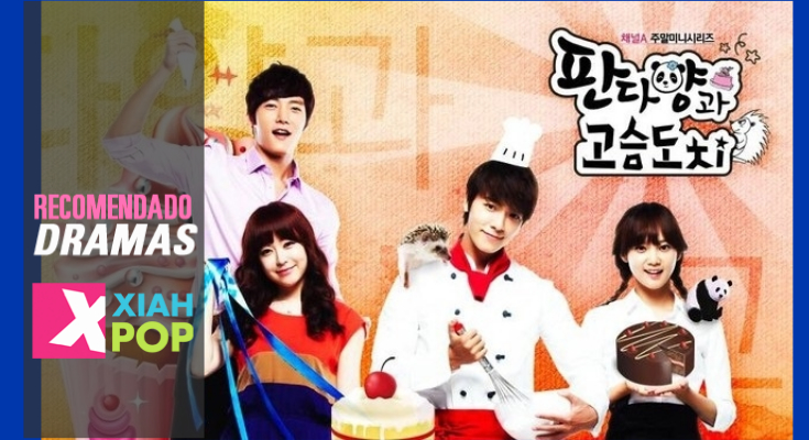 "[RECOMENDACÍON K-Dramas] ""Miss Panda and Mr. Hedgehog"""
