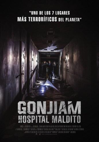 Gonjiam hospital maldito