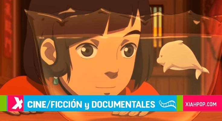 [Cine de animación] Desde China: Big Fish and Begonia