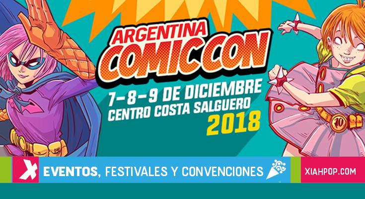 Argentina Comic Con 10ª Edición