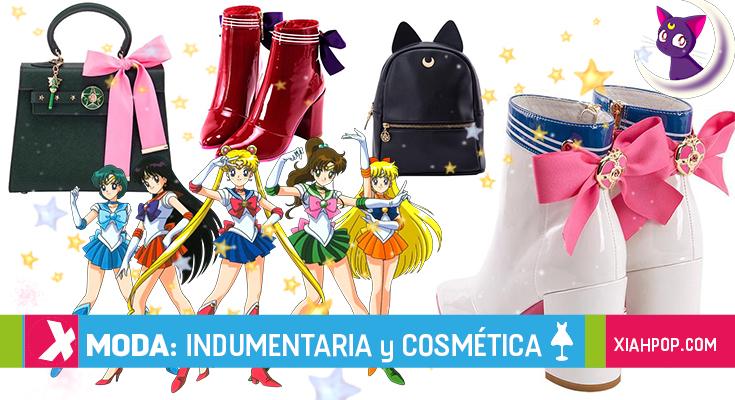 La colección de zapatos y bolsos de Sailor Moon que querrás esta Navidad