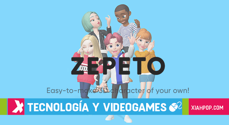Zepeto: ya puedes tener tu clon virtual