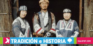 Vestimenta tradicional Ainu