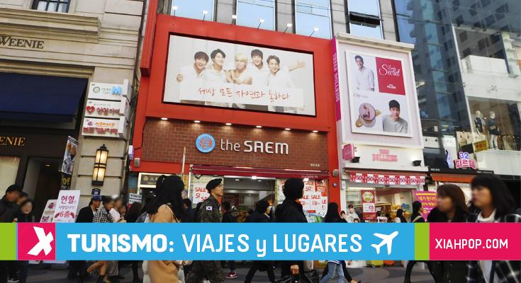 [Turismo en Seúl] Un día de compras en Myeongdong