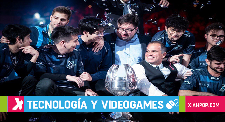 Isurus Gaming representará a América Latina en un torneo de League of Legends en Vietnam
