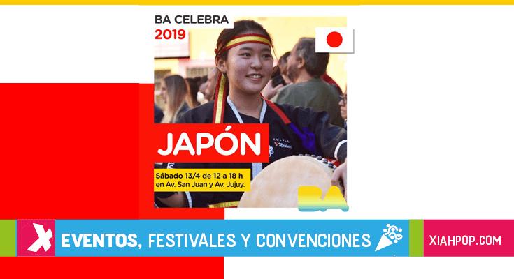[Evento Gratuito] Buenos Aires Celebra Japón 2019