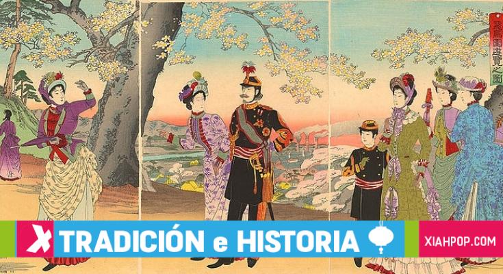 Historia de Japón: la Restauración Meiji.