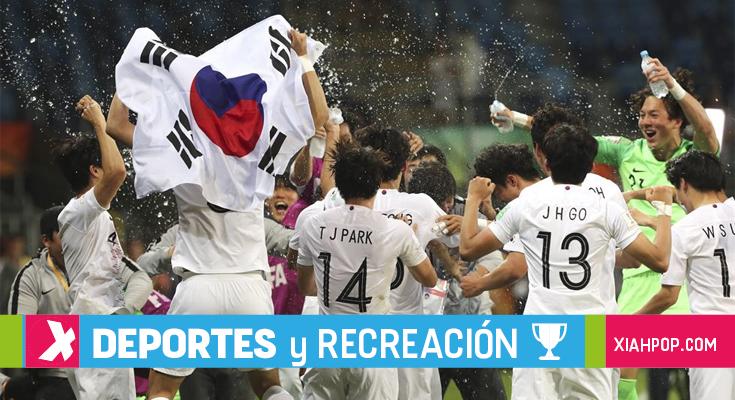 Corea del Sur llega a la final del Mundial Sub 20