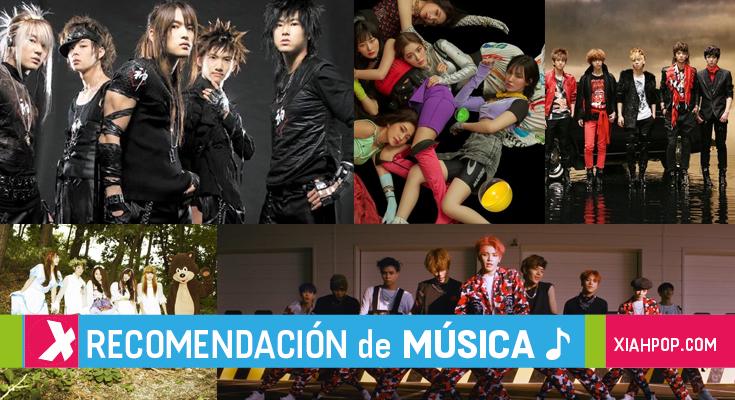 Las canciones más «experimentales» de SM Entertainment