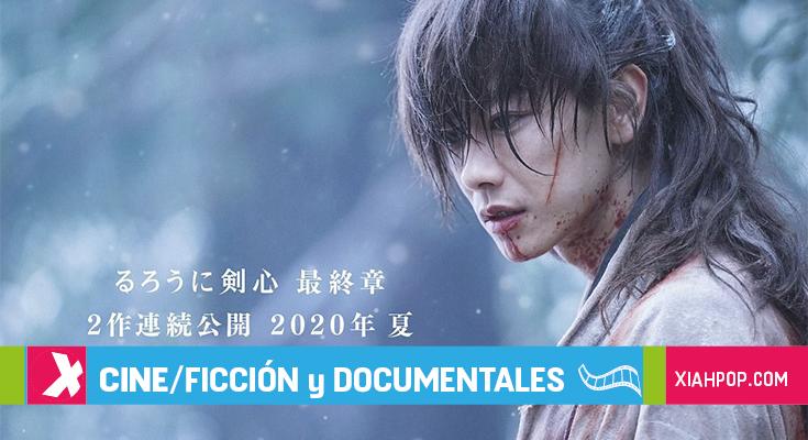 Se estrenarán dos nuevas películas live action de Rurouni Kenshin