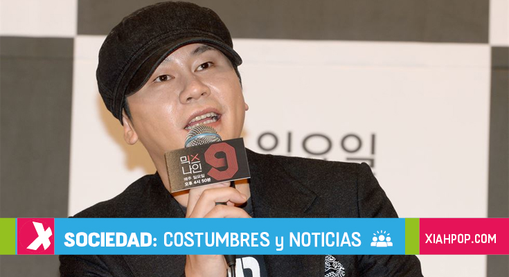 Yang Hyun-suk renuncia a su posición de CEO de YG Entertainment