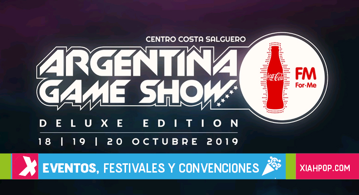 Argentina Game Show: ¡conseguí tus entradas!
