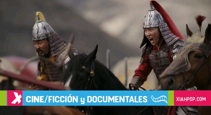 Disney revela el primer trailer para Mulan