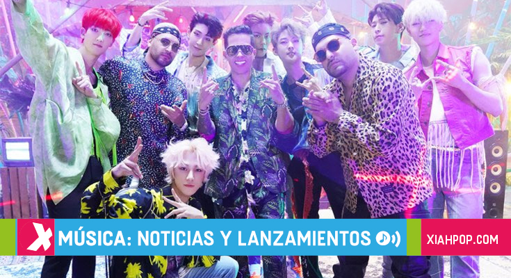 [Kpop] Play-N-Skillz y De La Ghetto y VAV juntos en un video musical
