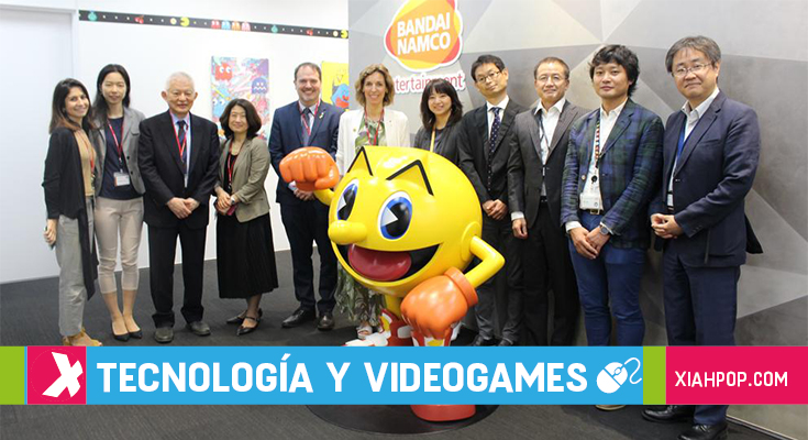Bandai Namco abrirá una empresa en Barcelona
