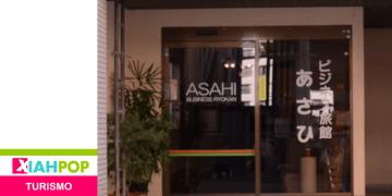 Asahi Ryokan Fukuoka
