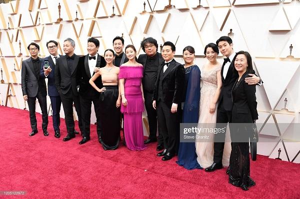 Parasite se lleva el Oscar a mejor película extranjera