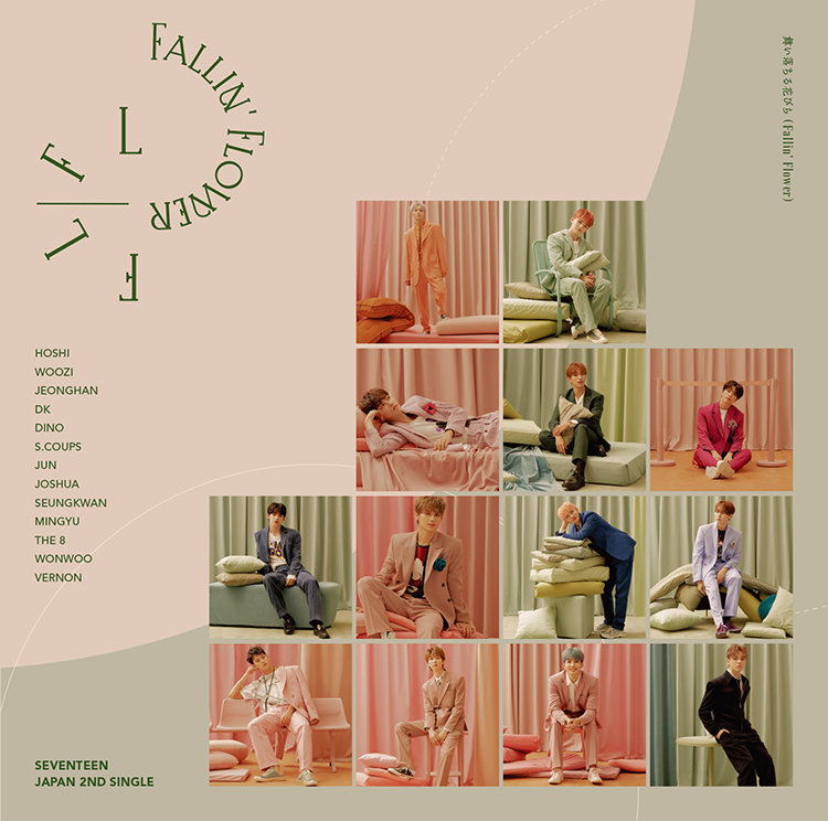 Fallin Flower, el nuevo MV de SEVENTEEN