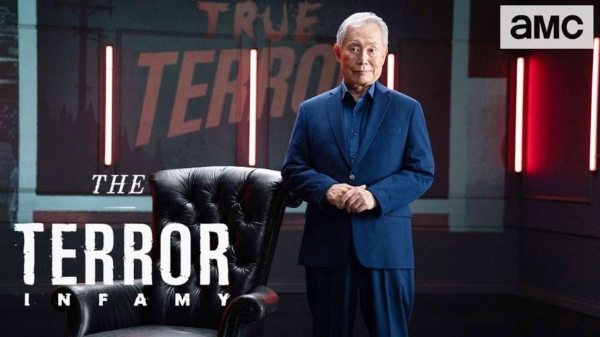"""""""True Terror"""" con George Takei"""