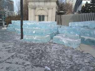 It's ice season
