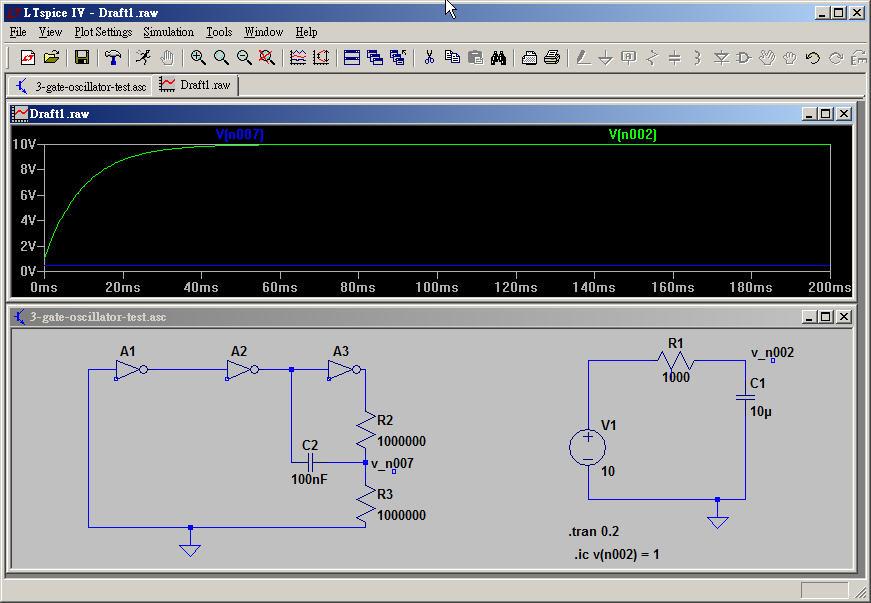 SPICE,它還擁有許多由其他制造商提供的第三方模型,該軟件還內置了新型SPARSE 矩陣求解器,支援多核心處理器,支援多核心處理器, I have learned that basic – xiaolabaDIY