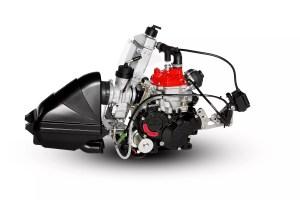 ROTAX MAX 2スト エンジン