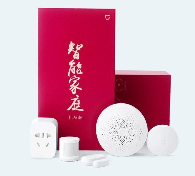 Набор автоматизации Xiaomi Smart home